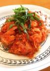 サバ缶のトマト煮♪〜アジア風〜