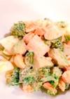 簡単◎鮮やか♪アボカドと卵のサラダ