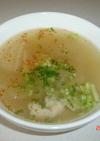 簡単!タイ風♪大根のスープ!