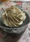 簡単豆乳黒ごまプリン