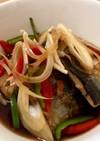 お酢好きの秋刀魚の南蛮漬け*