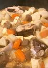 鯖のごった煮(高知県土佐清水市の郷土食)