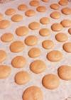 米粉のチーズケーキ風ソフトクッキー