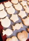 卵不使用!米粉100%クッキー