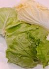 レタス、白菜、キャベツの、長期保存方法!