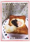 ふじっ子煮Deおかか昆布Eggトースト♪