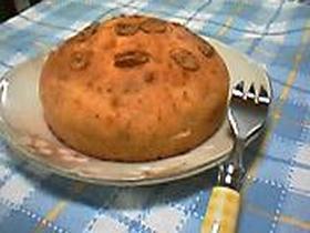 簡単!美味ホットケーキミックスDeケーキ