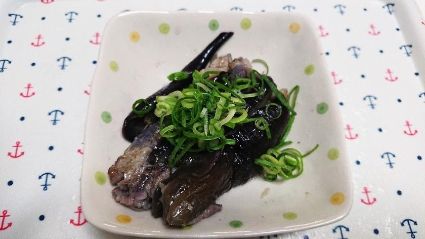レンジで簡単美味い!茄子と豚バラ蒸し☆