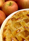 【簡単】冷凍パイシートでアップルパイ