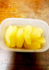 りんごのホットハニー養命酒