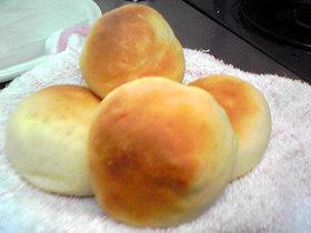 卵、乳製品なしで作る簡単ふんわりパン