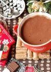 ラミーで作る♡ふわとろチョコムース