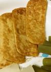 離乳食後期-豆腐のバター醤油焼き-手掴み