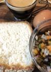 タンパク質&鉄分補給/レンズ豆のサラダ