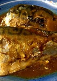 鯖の味噌煮☆電気圧力鍋☆