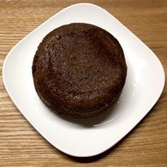 ケーキみたい!おから蒸しパンチョコ味