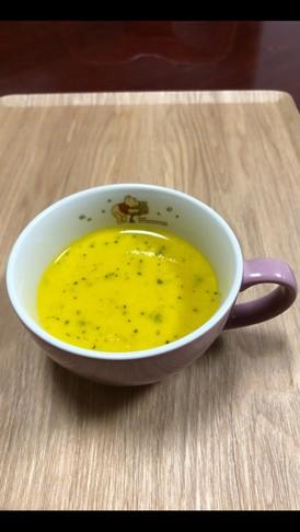 ほくほく♪かぼちゃ(パンプキン)スープ