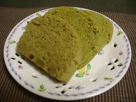 簡単♪絶品抹茶蒸しケーキ
