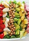 彩り野菜のコブサラダ❤おもてなし