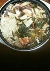 牡蠣だし☆野菜&きのこ鍋~ダイエットに~