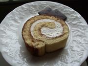 ティラミス風 ロールケーキの写真