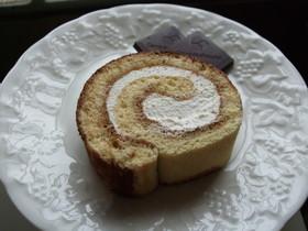 ティラミス風 ロールケーキ