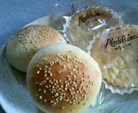 パイン缶でうま~^^ベイクドチーズケーキ