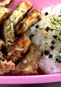 離乳食後期〜お好み焼き◆お弁当◆手掴み