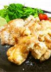 ◆鶏肉の旨み塩から揚げ♪