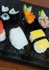 一歳の誕生日!赤ちゃん寿司でお祝い!