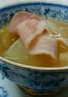 10分で出来る白菜ベーコンの簡単スープ煮