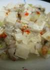 シャンタンの海鮮麻婆豆腐