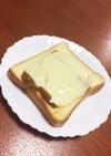 残ったカレーでチーズカレーピザトースト