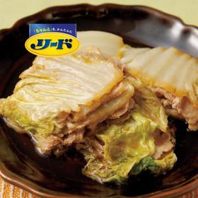 圧力バッグで!白菜と豚バラの重ね煮