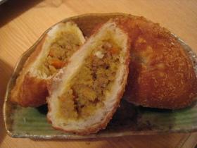 パン屋さんのカレーパン