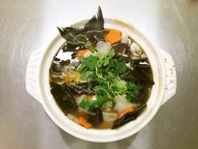 【伝統料理】石狩鍋