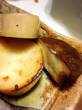 エリンギのガーリックソルトバター焼き