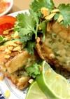 厚揚げの肉詰め ヌクマムのタレ ベトナム