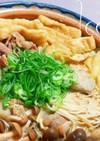 芋煮風?里芋と牛肉の味噌生姜鍋