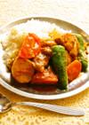 ☺簡単♪鶏肉と野菜の辛口ネパールカレー☺