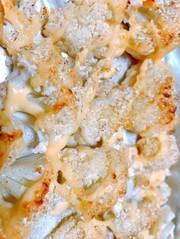 カリフラワーのマヨネーズ焼きの写真