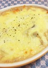 *チーズたっぷり!熱々マカロニグラタン*