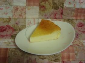 とろ~りとろけるベイクドチーズケーキ