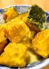 大人の給食☆かぼちゃのミルク煮
