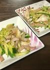 ささ身とくらげときゅうりの中華サラダ