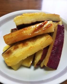 ☆さつま芋のはちみつ・バター炒め☆
