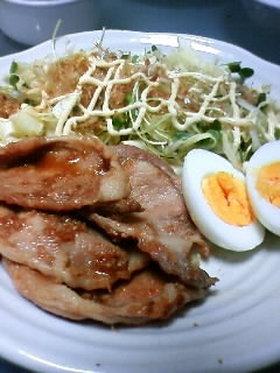 我が家の味☆豚肉の生姜焼き