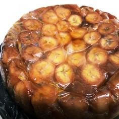 [覚書]炊飯器でキャラメルバナーヌケーキ