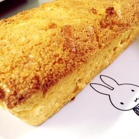 糖質制限!おからのチーズパウンドケーキ☆