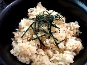 鮭フレーク☆炊き込みご飯